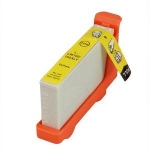 Compatible Lexmark 100XL Yellow