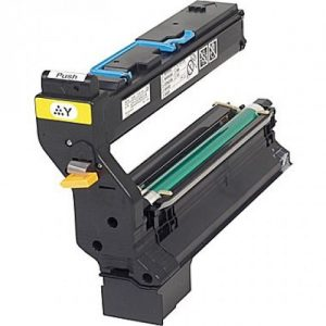 Compatible Konica Minolta 5430 Yellow