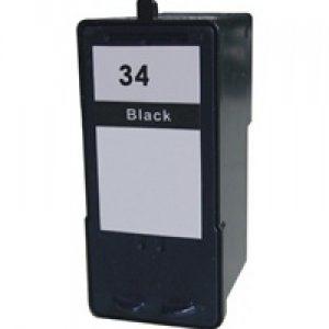 Compatible Lexmark 34XL Black