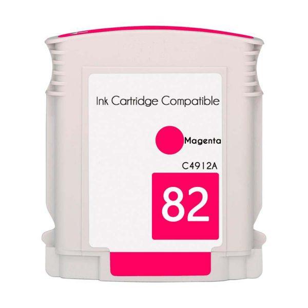 Compatible HP 82 Magenta