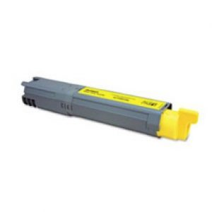 Compatible OKI 43459321 Yellow