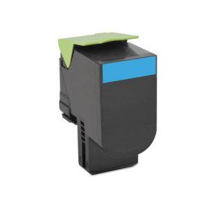 Compatible Lexmark 802HC Cyan