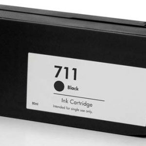 Compatible HP 711 Black
