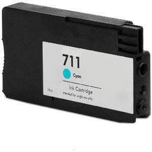 Compatible HP 711 Cyan