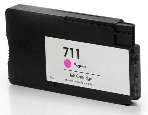 Compatible HP 711 Magenta