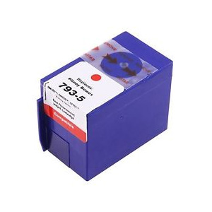 Compatible Pitney Bowes 793-5 Red