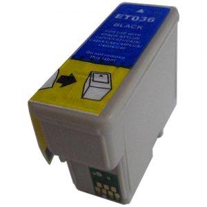 Compatible Epson T036 Black