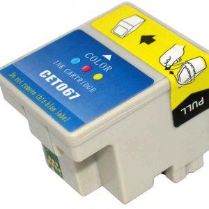 Compatible Epson T067 Colour