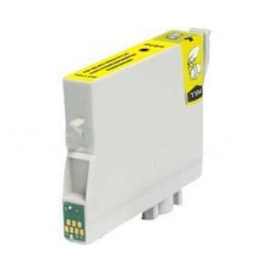 Compatible Epson T0714 Yellow