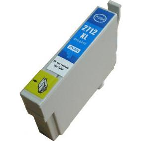Epson Compatible 27XL (T2712) Cyan