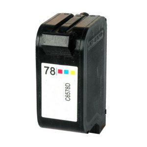 Compatible HP 78A Colour
