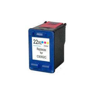 Compatible HP 22XL Colour