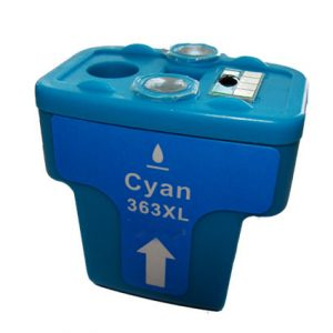 Compatible HP 363XL Cyan