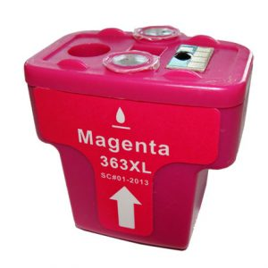 Compatible HP 363XL Magenta