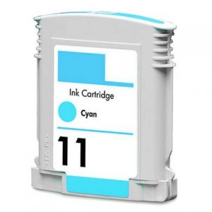Compatible HP 11 Cyan
