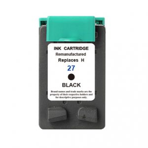 Compatible HP 27 Black