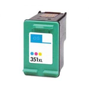 Compatible HP 351XL Colour