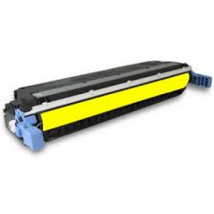 Compatible HP 645A (C9732A) Yellow