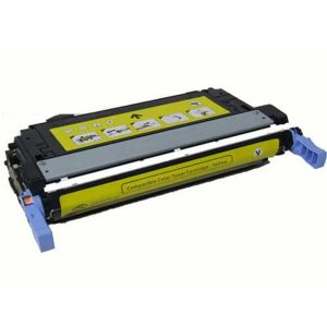 Compatible HP 642A (CB402A) Yellow