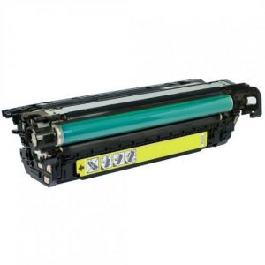 Compatible HP 648A (CE262A) Yellow