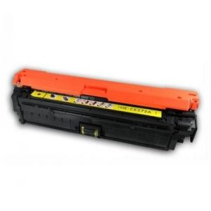 Compatible HP 650A (CE272A) Yellow