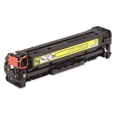 Compatible HP 305A (CE412A) Yellow