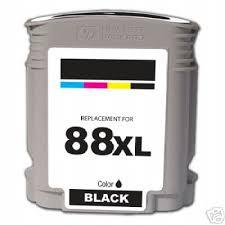 Compatible HP 88XL Black