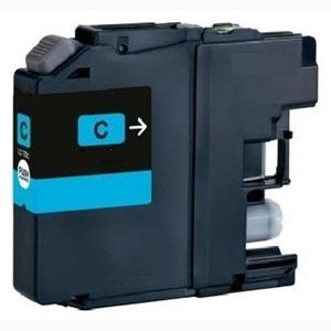 Compatible Brother LC225XLC Cyan