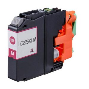 Compatible Brother LC225XLM Magenta