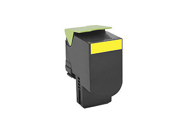 Compatible Lexmark 701HY Yellow