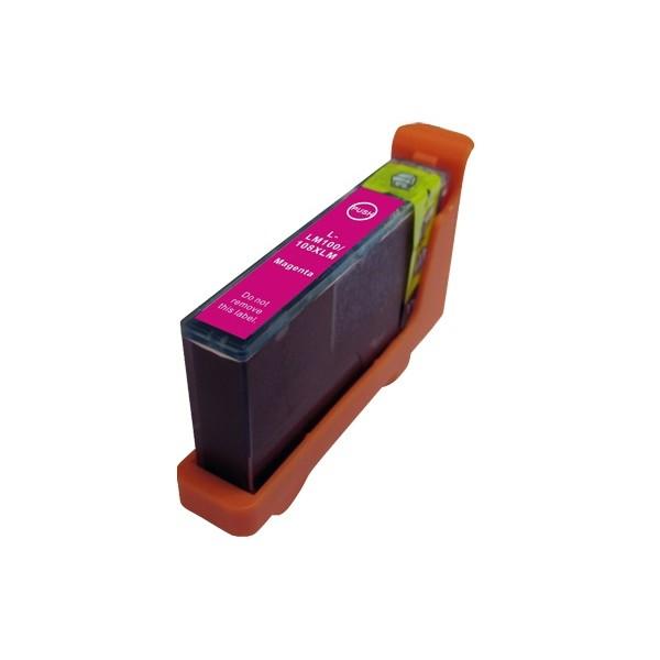 Compatible Lexmark 100XL Magenta