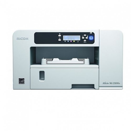 RICOH AFICIO SG 2100N COLOUR GELJET PRINTER