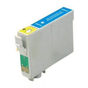Compatible Epson T0802 Cyan