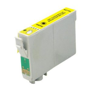 Compatible Epson T0804 Yellow