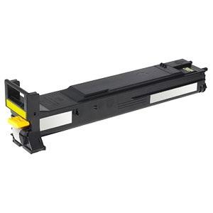 Compatible Konica Minolta 5550/5650 Yellow
