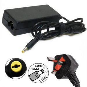 ACER COMPATIBLE LAPTOP POWER SUPPLY, 19V, 4.74A, 90W, 5.5 x 1.7mm tip