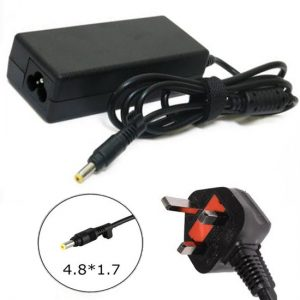ASUS COMPATIBLE LAPTOP POWER SUPPLY, 19V, 2.1A, 40W, 2.5 x 0.7mm tip