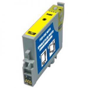 Compatible Epson T0484 Yellow