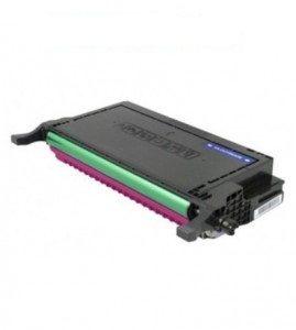 Compatible Samsung CLP-M660A Magenta