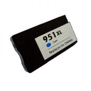 Compatible HP 951XL Cyan