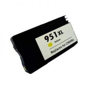 Compatible HP 951XL Yellow