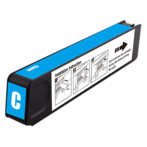 Compatible HP 971XL Cyan