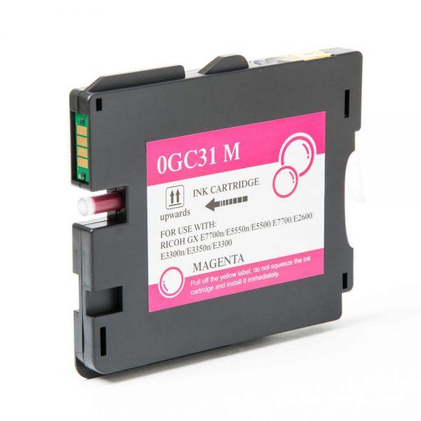 Compatible Ricoh GC31M Magenta
