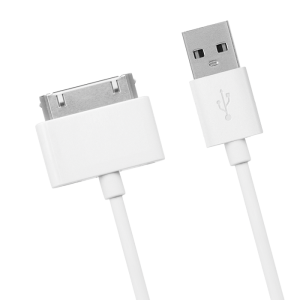 FOR iPHONE 4/4S 30-Pin Data/Charging Cable