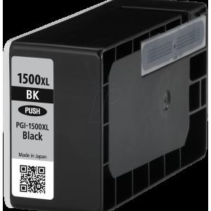 Compatible Canon PGI-1500BKXL Black