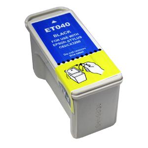 Compatible Epson T040 Black