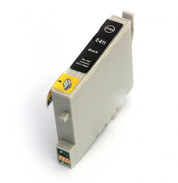 Compatible Epson T0611 Black