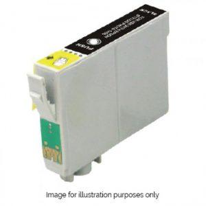 Compatible Epson T0801 Black
